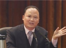 刘汉元主席出席眉山市民营经济健康发展和工业发展大会