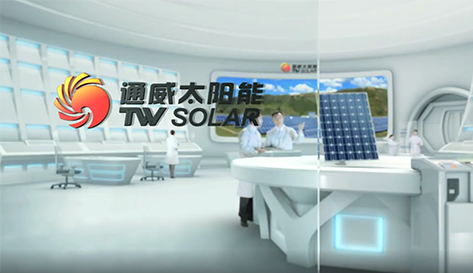 beplay开户太阳能30秒广告片