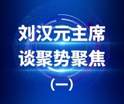 劉漢元主(zhu)席談(tan)局勢(shi)聚焦之(zhi)一(yi)
