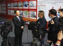 """刘汉元主席接受权威媒体专访:刷新全球速度!中国""""智造""""牵引全球能源转型"""