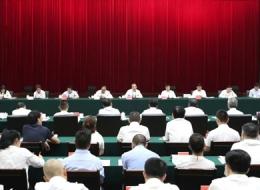 刘汉元主席出席成都市企业家座谈会