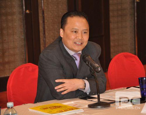 全国政协常委、通威集团董事局主席刘汉元