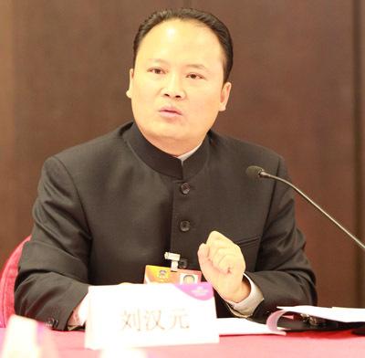 刘汉元常委:中国需要正能量