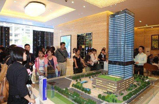 通威国际中心启动全球招商 献礼财富论坛(图)