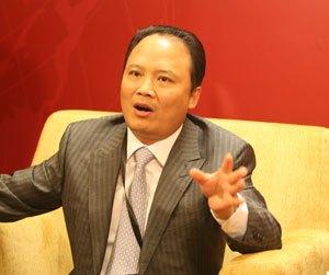 通威集团董事局主席刘汉元