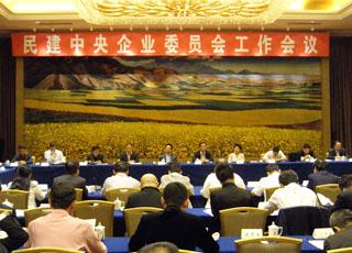 刘汉元主席出席民建中央企业委员会工作会议