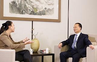 《财智對話》專訪劉漢元主席:從池塘到太陽