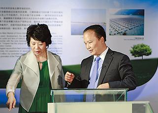 天津卫视《时代智商》专访刘汉元主席完整版视频
