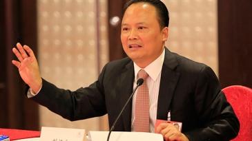 劉漢元委員接受四川電視台經濟頻道《風雲川商》欄目記者專訪