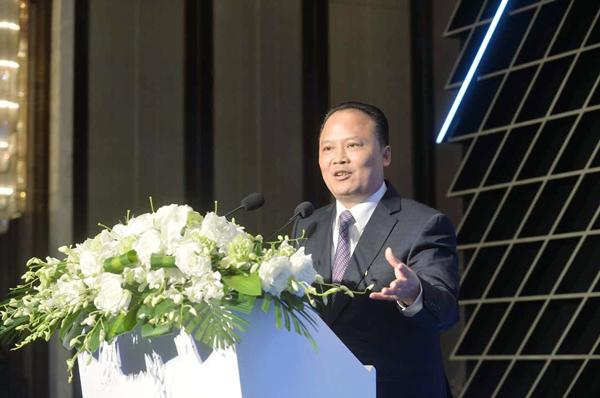 刘汉元主席出席2016四川企业家创新论坛
