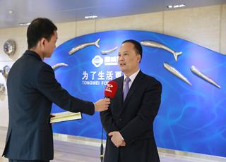 """刘汉元主席""""两会""""前接受省内主流媒体联合采访"""