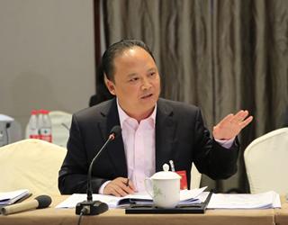 刘汉元主席参加全国政协十二届五次会议民建界别小组会议