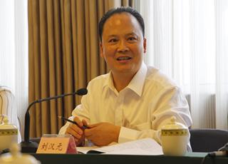 刘汉元主席当选民建四川省第九届委员会副主任委员